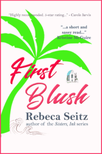 First Blush cover